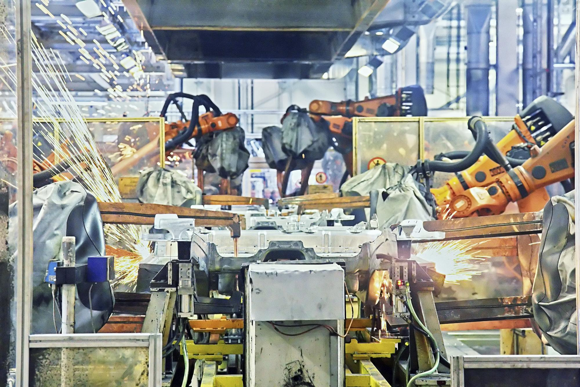 Advanced Manufacturing Technology Bridgevalley